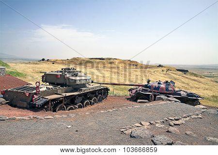 Tank Memorial