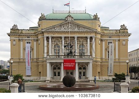 National Theatre Rijeka