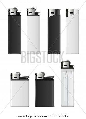 Vector lighters