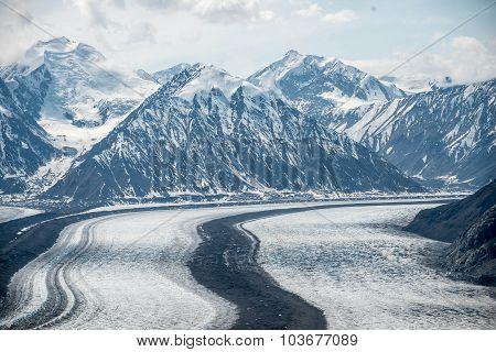 Kaskawulsh Glacier