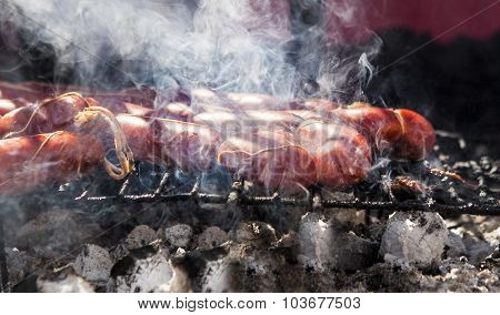 Chorizos Barbacue