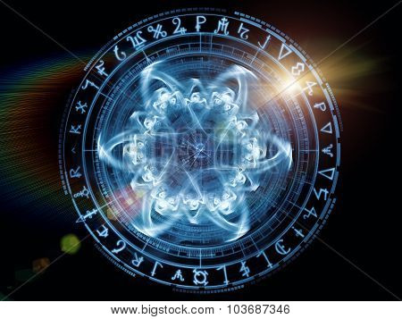 Advance Of Sacred Geometry