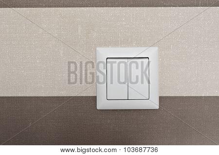 White Light Switch Closeup