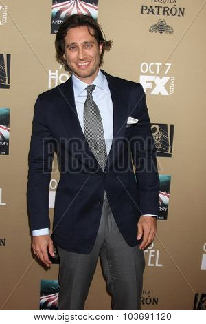 LOS ANGELES - OCT 3:  Brad Falchuk at the