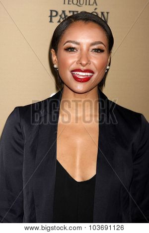 LOS ANGELES - OCT 3:  Kat Graham at the