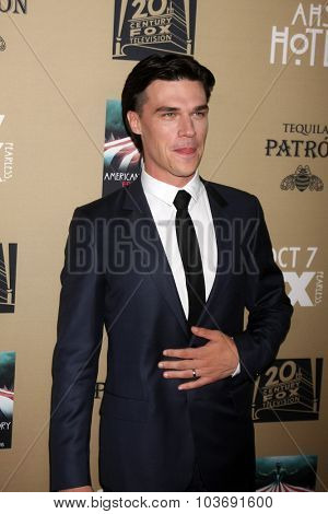 LOS ANGELES - OCT 3:  Finn Wittrock at the