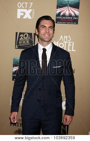 LOS ANGELES - OCT 3:  Wes Bentley at the