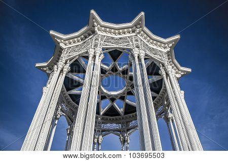 Oriental Style Architecture