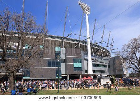MCG AFL Australia