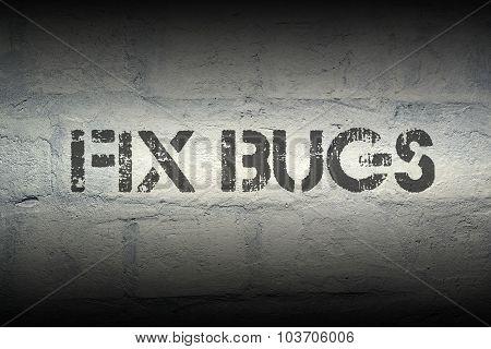 Fix Bugs