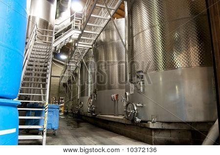 Wein-Fässer