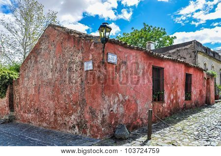 Colonial Buildings, Colonia Del Sacramento, Uruguay