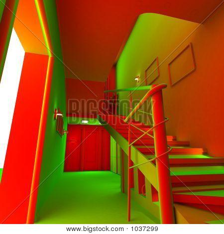Acid Modern Interior