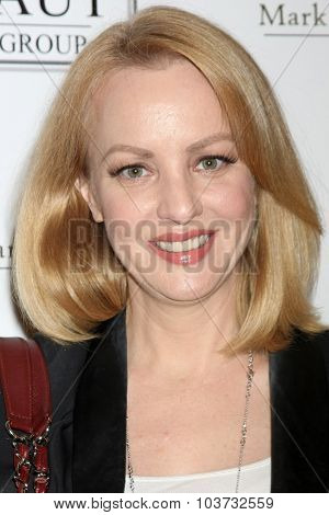 LOS ANGELES - OCT 4:  Wendi McLendon-Covey at the Best In Drag Show at the Orpheum Theatre on October 4, 2015 in Los Angeles, CA