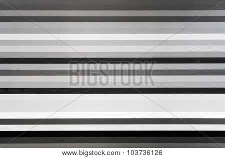 Black And White Tv Lines Static Noise