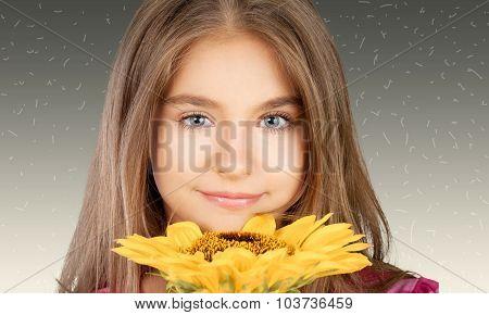 Single Flower.