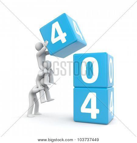 404 error. Teamwork