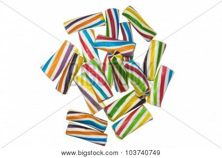 Group Of Color Licorice