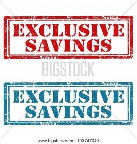 Exclusive Savings