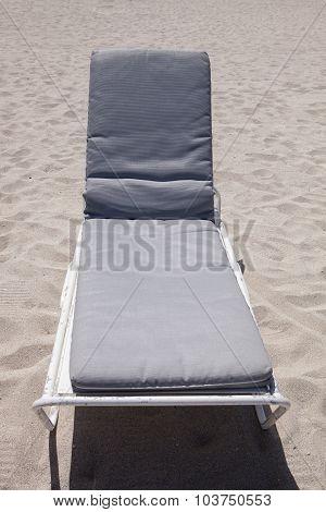 Beach Recliner