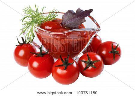 Tomatoes, Tomato Sauce