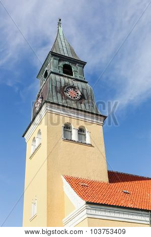 Skagen church in Denmark