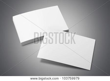 Leaflets.