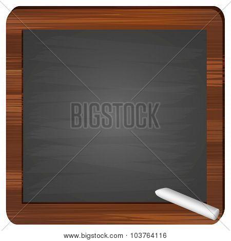 Illustration Vector Graphic Blackboard