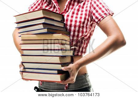 Stack Of Book's
