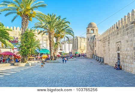 The Walls Of Sousse