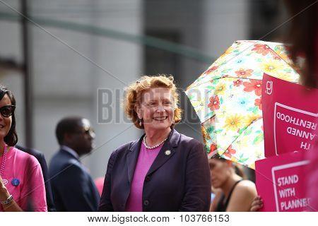 Assembly member Jo Anne Simon