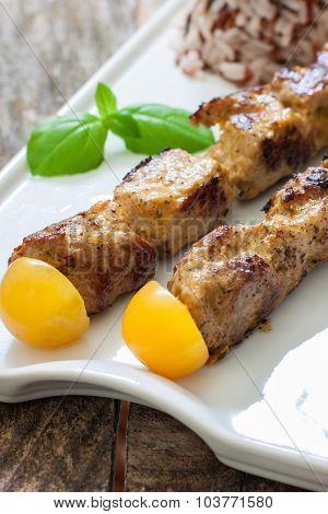Skew Kebab