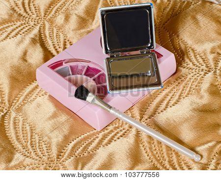 Set Of Children's Cosmetics