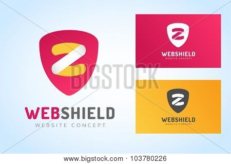 Abstract Z character vector logo icon monogram. Power z vector, z letter logo, web studio, design studio, round shape,z logo icon, company z logo, abstract logo, design element, business card