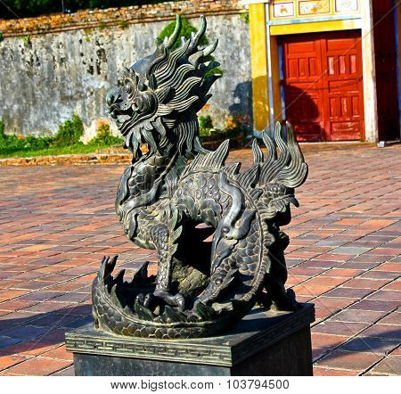 Dragon Guard at Imperial City