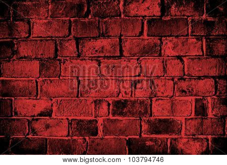 Classic Beautiful Textured Brick Wall Concept
