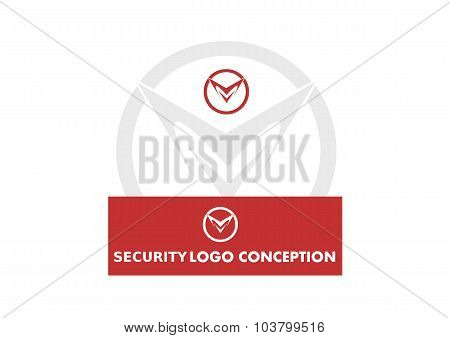 Company Security helm Logo design