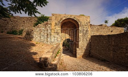 Porta Spada, Erice