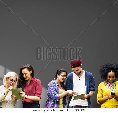 Students Diversity Learning Social Media Education