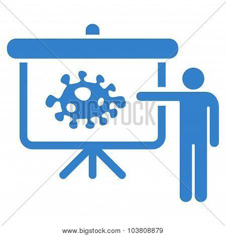 Bacteria Lecture Icon