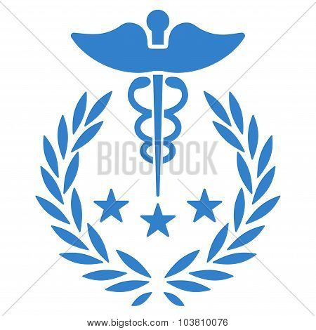 Caduceus Logo Icon