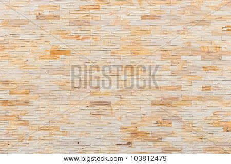 Yellow Sandstone Wall Texture And Background