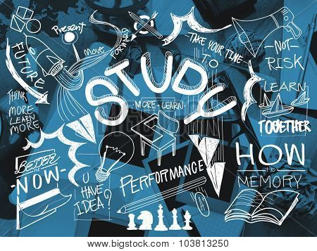 Study Learn Education Activity Knowledge Concept