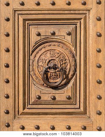 Historic Door Knocker