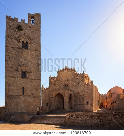 Mother Church, Erice