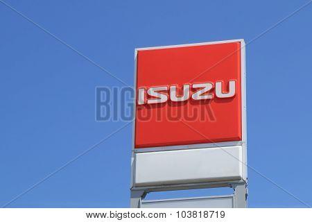 ISUZU car Japan