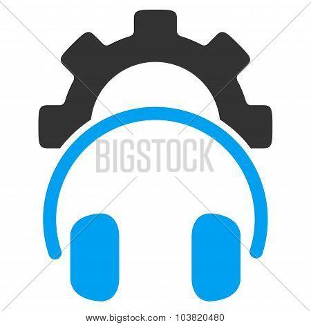 Headset Configuration Icon