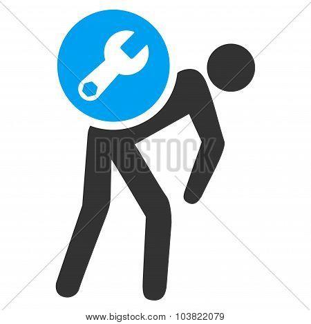 Service Courier Icon