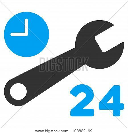 Service Hours Icon