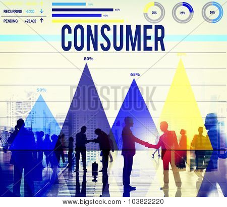 Consumer Customer Client Satisfaction Service Concept